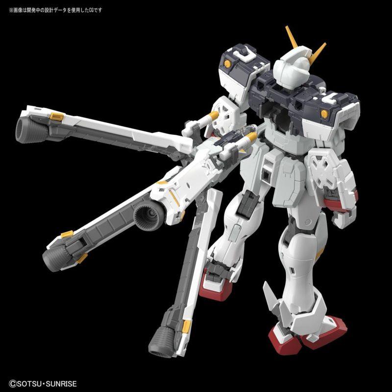 Crossbone Gundam X1 Pose 3