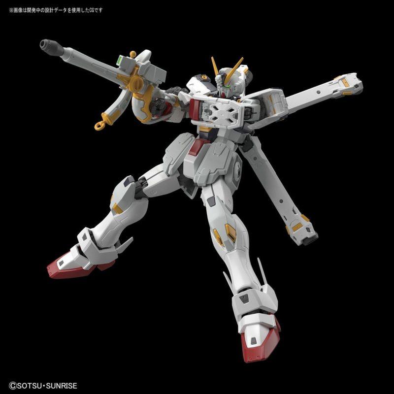 Crossbone Gundam X1 Pose 4