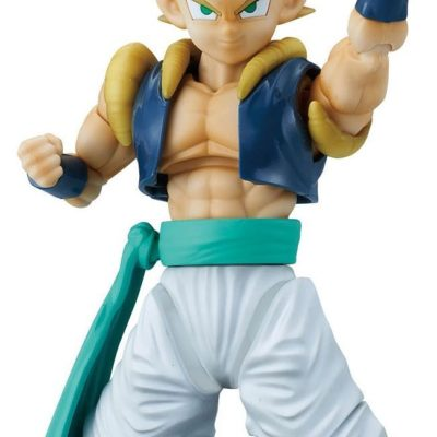 Super Saiyan Gotenks Pose 1