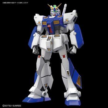 Alex Gundam Pose 1