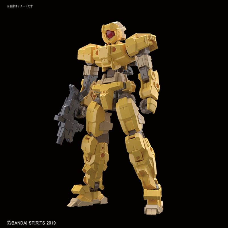 eEXM-17 Alto (Yellow) Pose 1