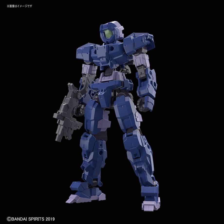 eEXM-17 Alto (Blue) Pose 1