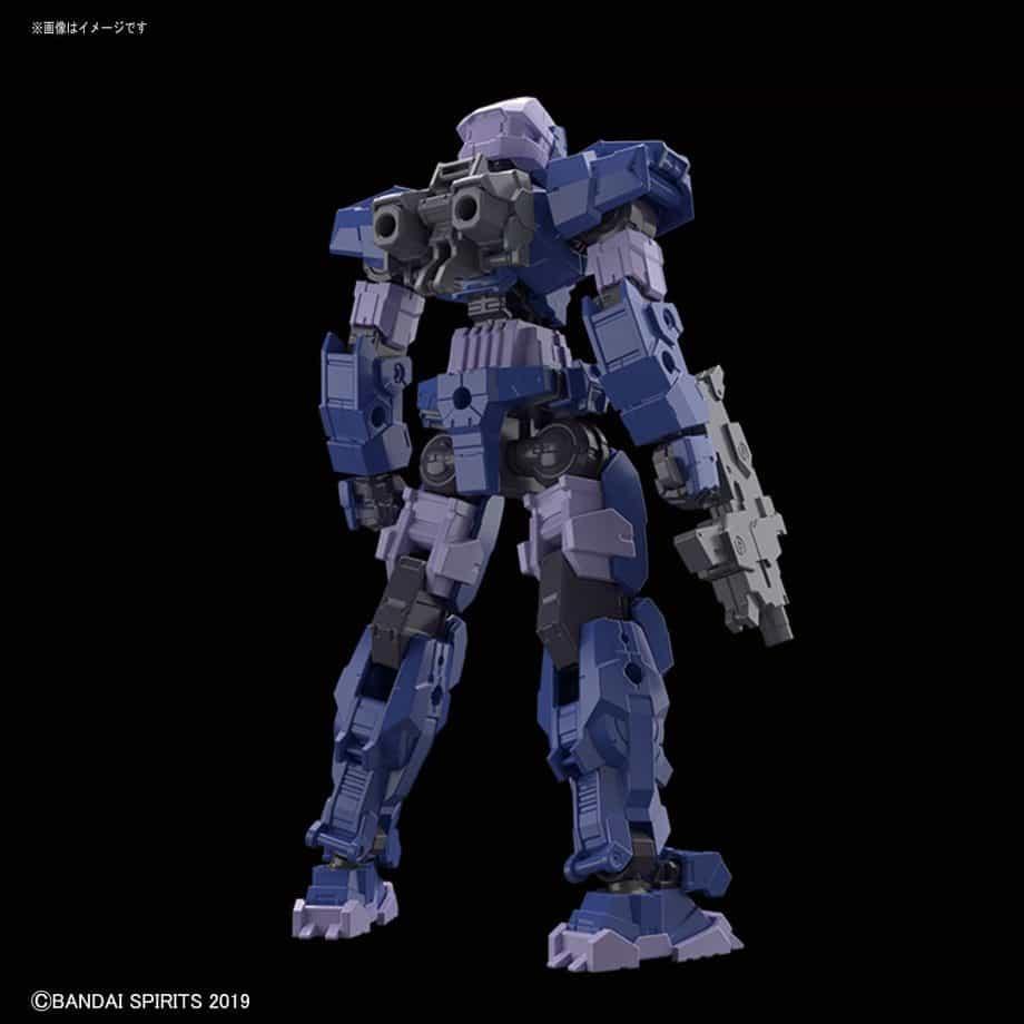 eEXM-17 Alto (Blue) Pose 2