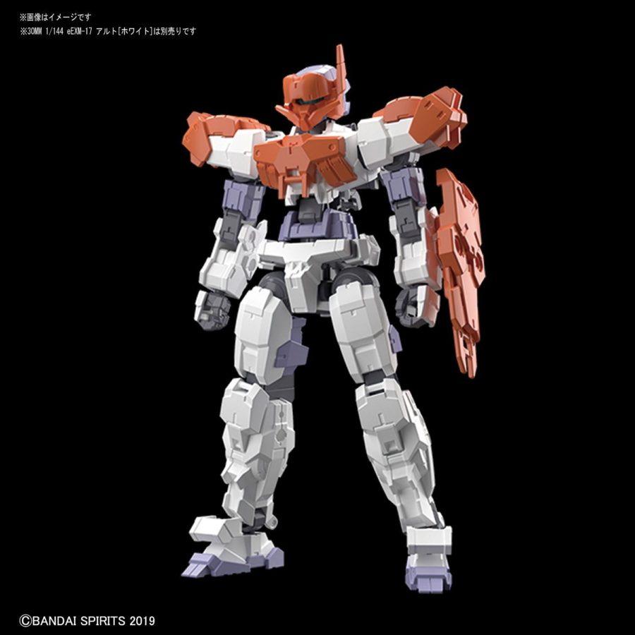 Alto - Orange Option Armor for Close Combat