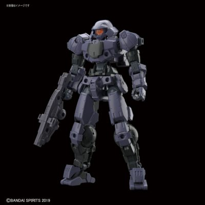 bEMX-15 Portanova (Dark Gray) Pose 1