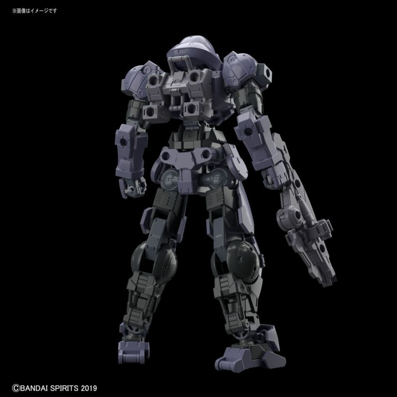 bEMX-15 Portanova (Dark Gray) Pose 2