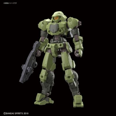 bEMX-15 Portanova (Green) Pose 1