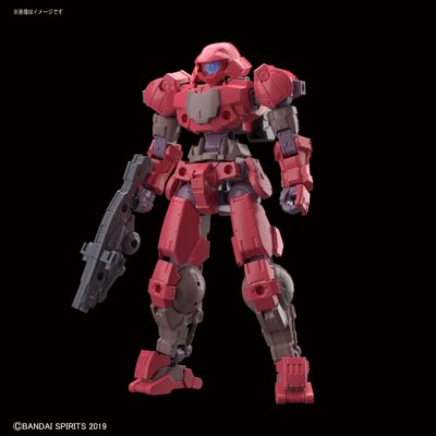 bEMX-15 Portanova (Red) Pose 1