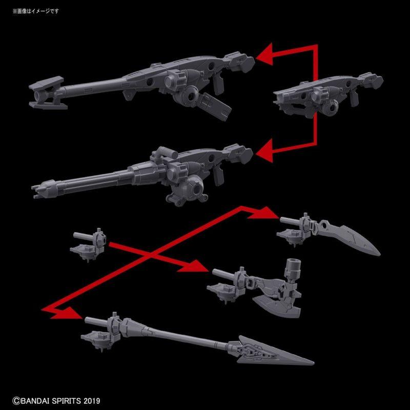 Portanova Option Weapon