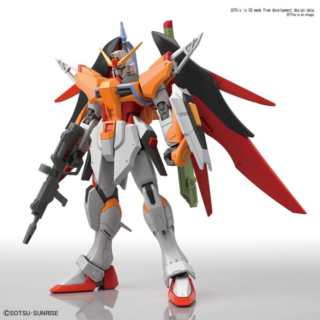 Destiny Gundam (Heine Westenfluss Colors) Pose 1
