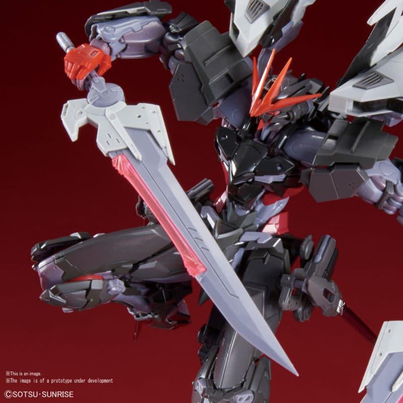 Gundam Astray Noir Pose 3