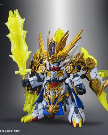 Ma Chao Gundam Barbatos Pose 1