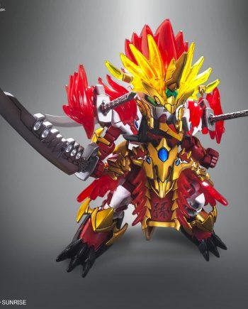 Sun Quan Gundam Astray Pose 1