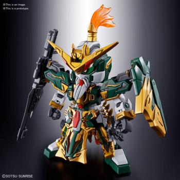 Huang Zhong Gundam Dynames Pose 1