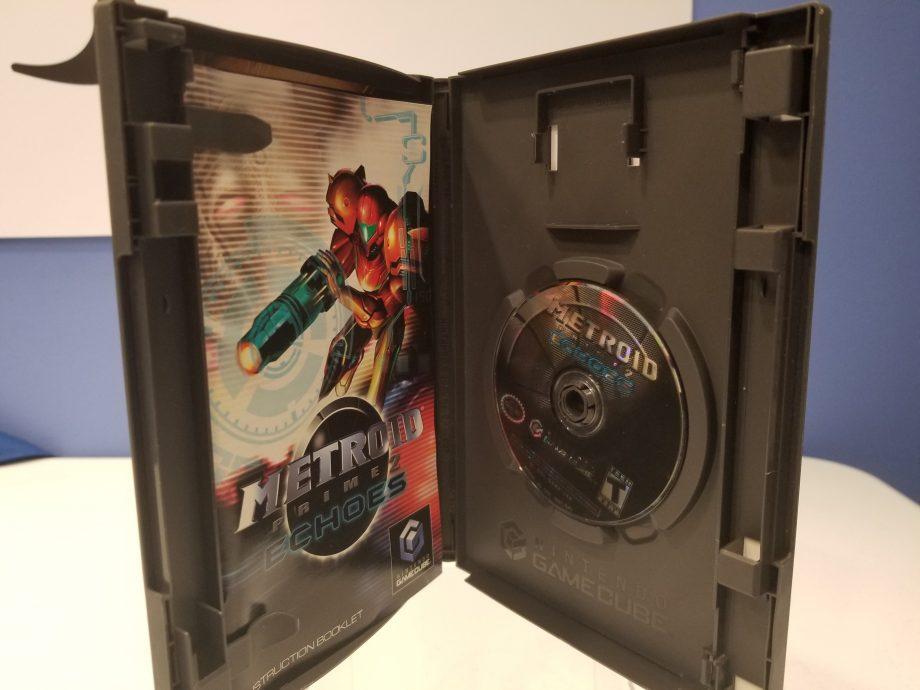 Metroid Prime 2 Echoes Disc