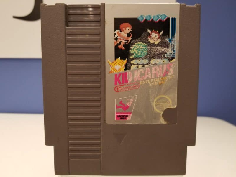 Kid Icarus Front