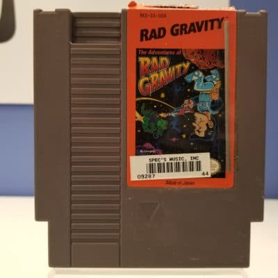 Rad Gravity Front