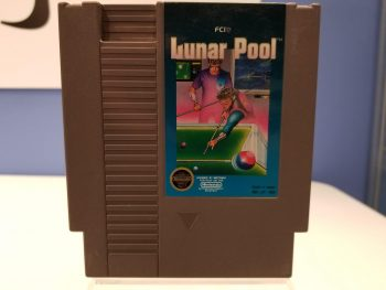 Lunar Pool Front