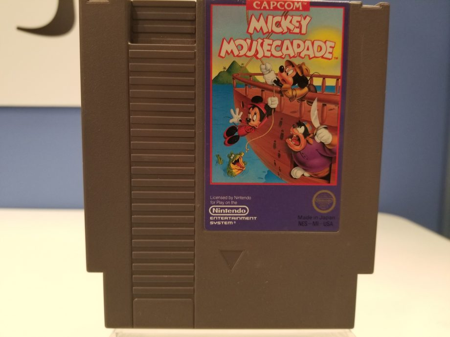 Mickey Mousecapade Front