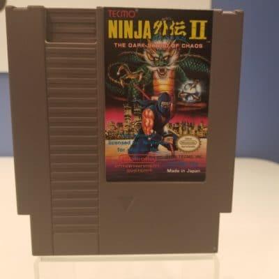 Ninja Gaiden II Front