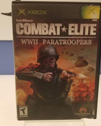 Combat Elite WWII Paratroopers Front