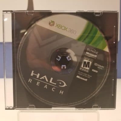 Halo Reach Front