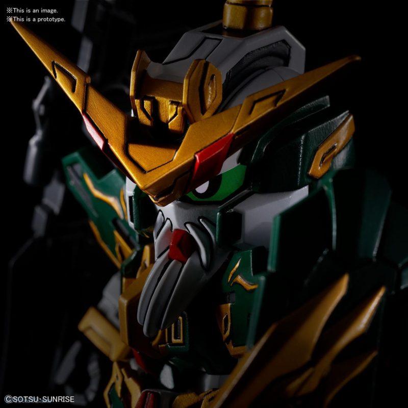 Huang Zhong Gundam Dynames Pose 3