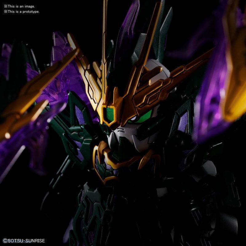 Zhang He Gundam Altron Pose 3
