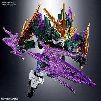 Zhang He Gundam Altron Pose 1