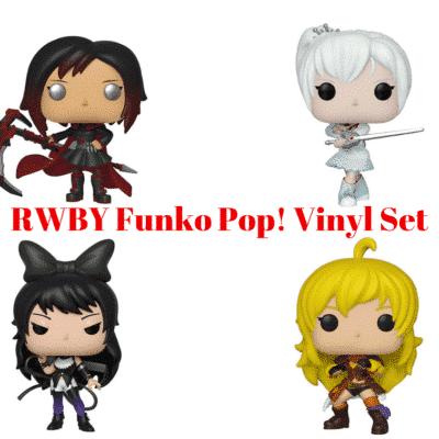 RWBY Pop Vinyl Figure Set