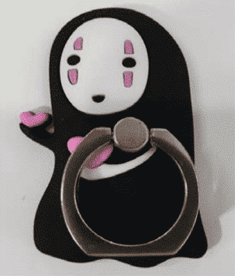 No Face Cell Phone Stand