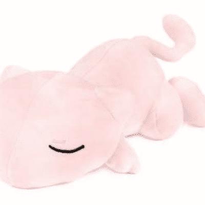 Sleeping Mew Plushie