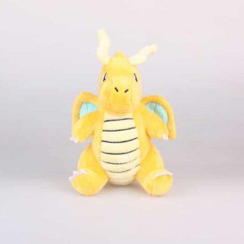 Dragonite Plushie Keychain Pose 1