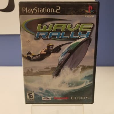 Wave Rally Front