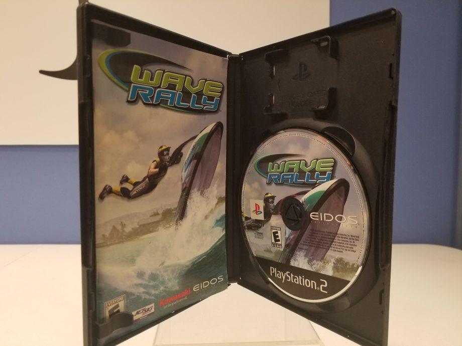 Wave Rally Disc