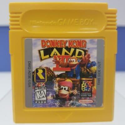 Donkey Kong Land 3 Front
