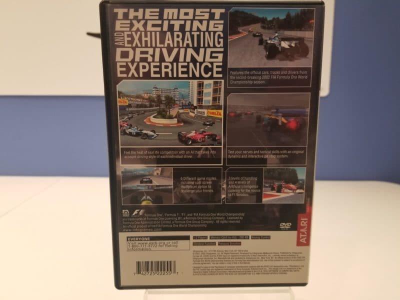 Grand Prix Challenge Back