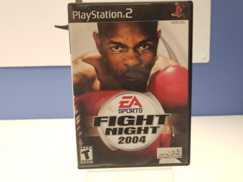 Fight Night 2004 Front