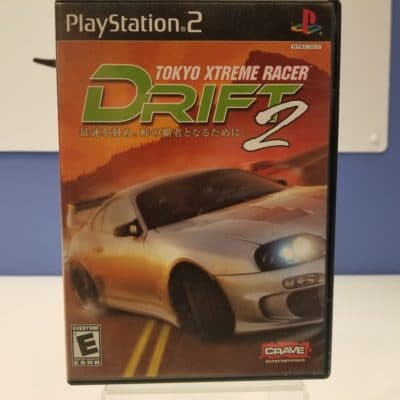 Tokyo Xtreme Racer Drift 2 Front