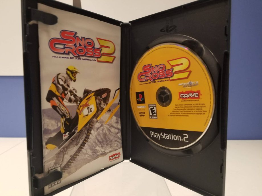 Sno Cross 2 Disc
