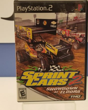 Sprint Cars 2 Front