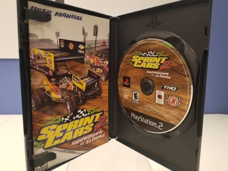 Sprint Cars 2 Disc