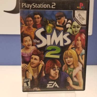 The Sims 2 Front