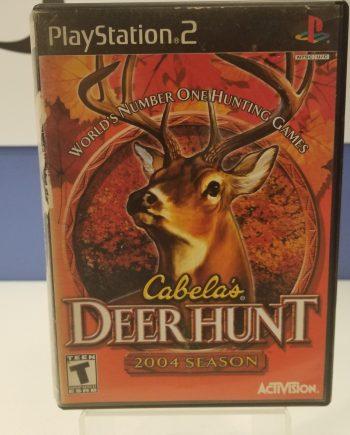 Cabelas Deer Hunt 2004 Front