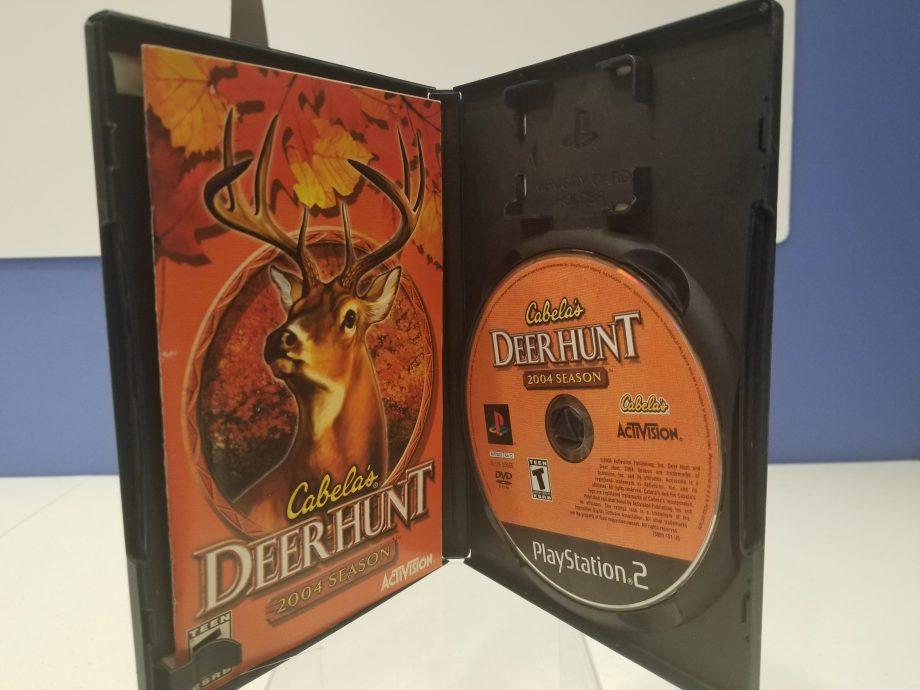 Cabelas Deer Hunt 2004 Disc