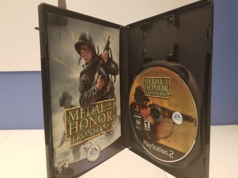 Medal of Honor Frontline Disc