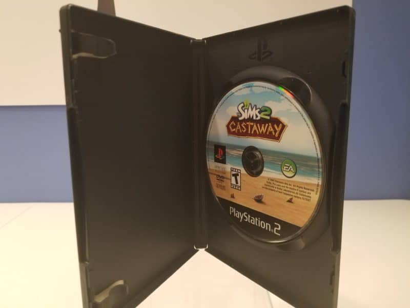 The Sims 2 Castaway Disc