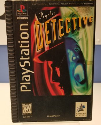 Psychic Detective Front
