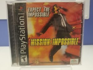 Mission Impossible Front