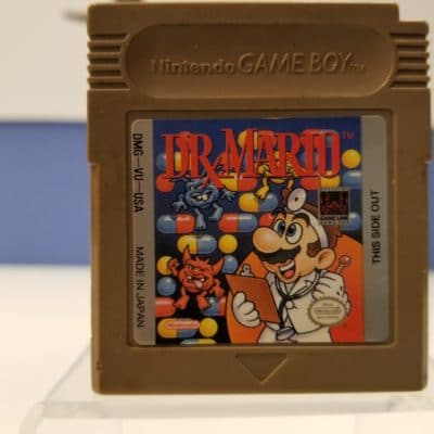 Doctor Mario Front